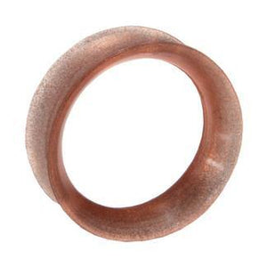 Plugs - Rose Gold Skin Eyelets By Kaos Softwear