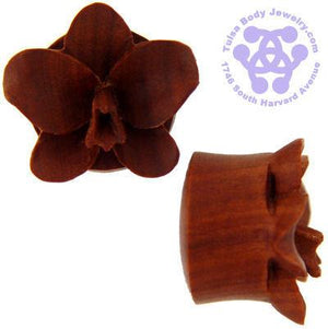 Sabo Orchid Plugs by Urban Star