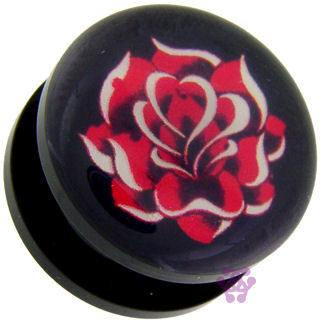 Screw-On Rose Plugs