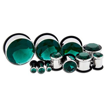 Green Zircon SF Plugs