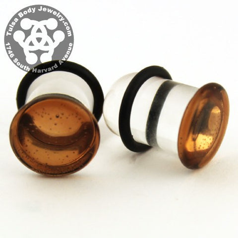 Sienna Single Flare Plugs by Glasswear Studios