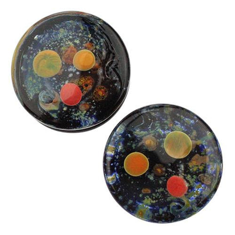 Plugs - Space Plugs By Glasswear Studios