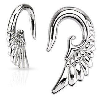 Stainless Steel Angelic Wing Hangers