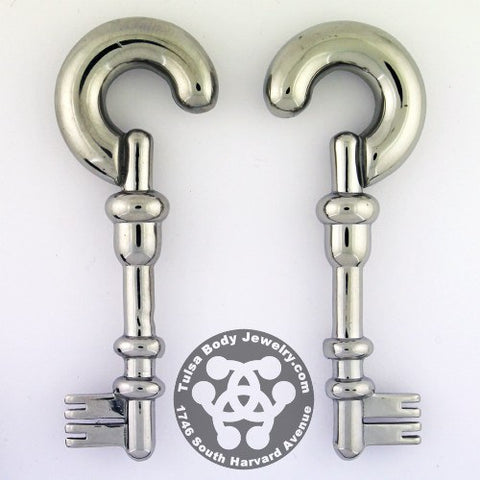 Stainless Steel Classic Key Hangers