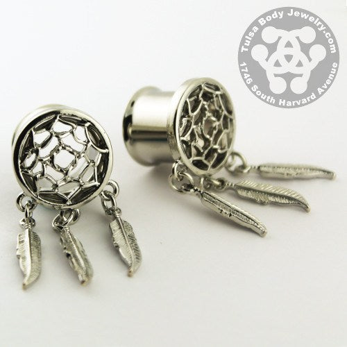 Stainless Dreamcatcher Tunnels
