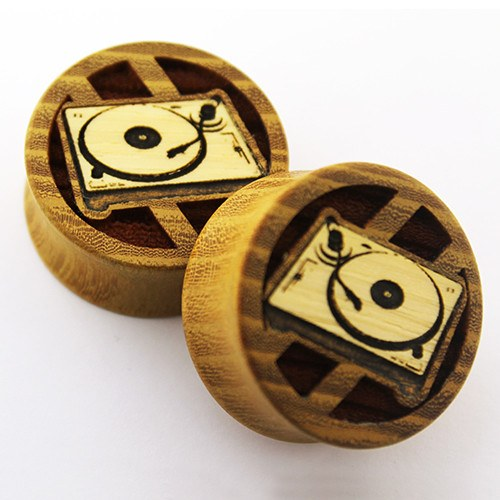 Turntable Plugs by Modifika