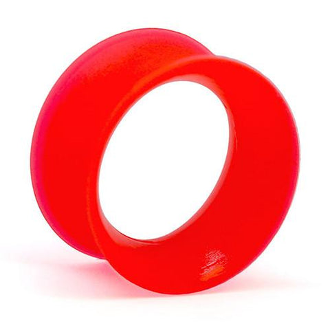 Plugs - UV Red Skin Eyelets By Kaos Softwear