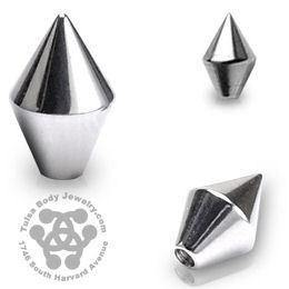 14g Stainless Spears (2-Pack)