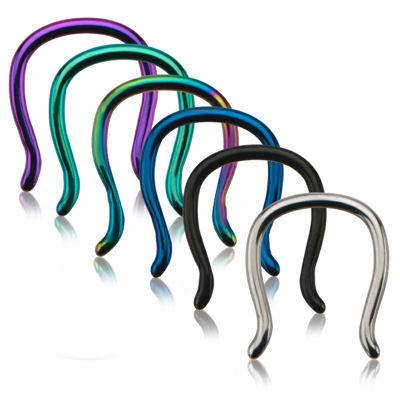 Anodized Septum Retainer