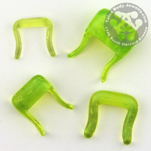 Slime Septum Retainer by Glasswear Studios