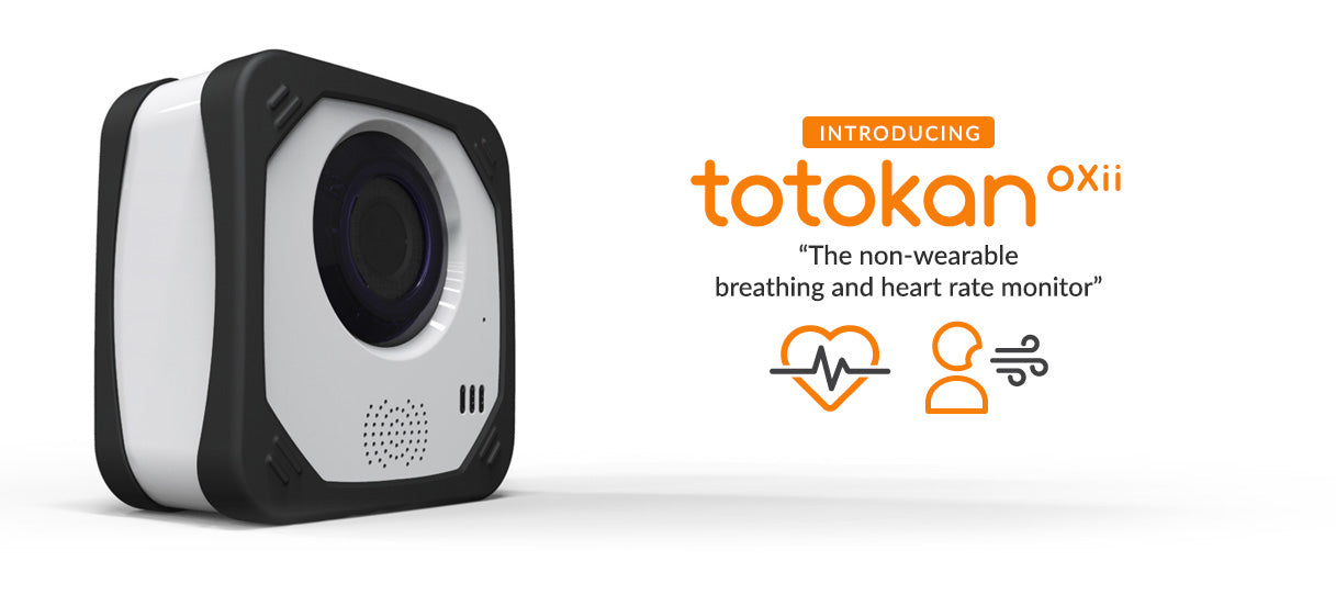 Introducing the Totokan OXii™ Wellness Monitor