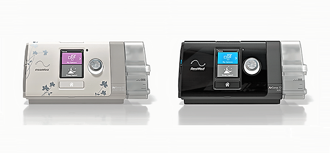 Key Differences Between Resmed AirSense 10 Auto VS. Resmed AirSense 10 Auto For Her