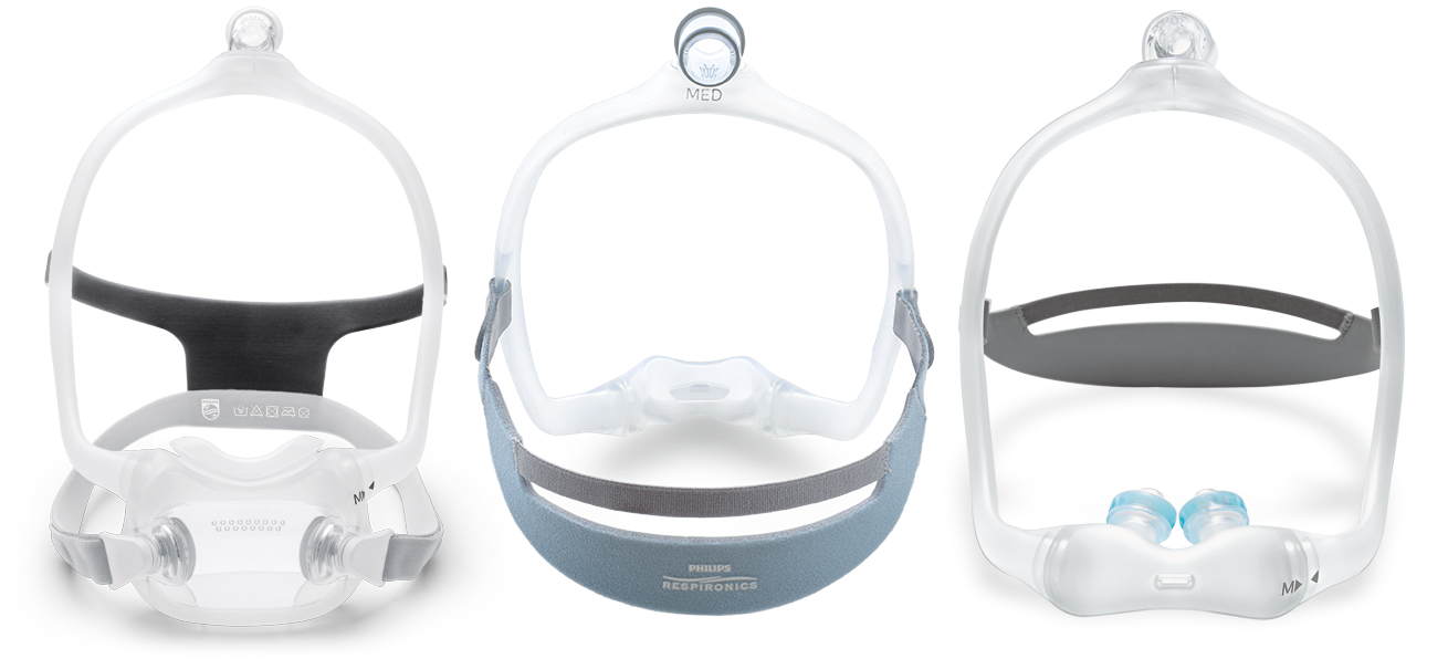 Why We Like The Dreamwear Series CPAP Masks