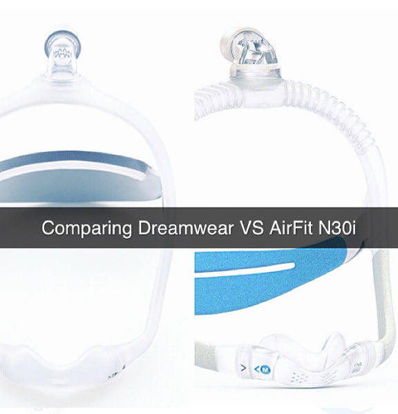 AirFit N30i VS Dreamwear: Let The Comparison Begin!