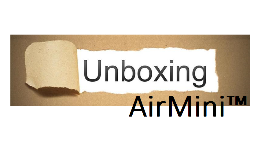 Unboxing AirMini™ Travel CPAP Machine