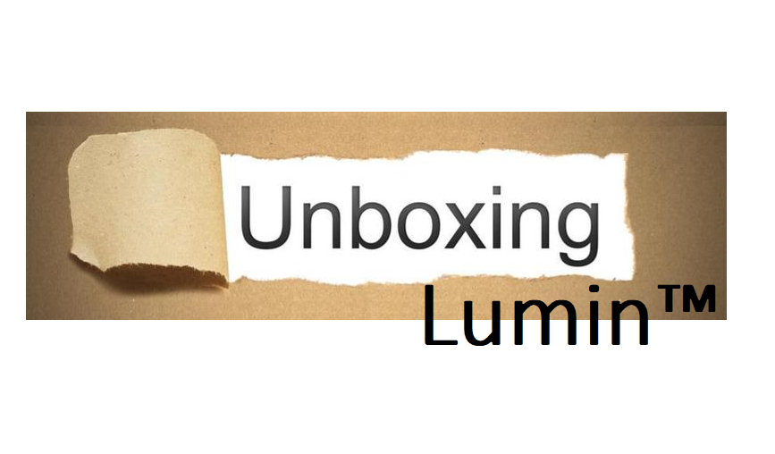 Unboxing Lumin™ CPAP & Personal Sanitizer