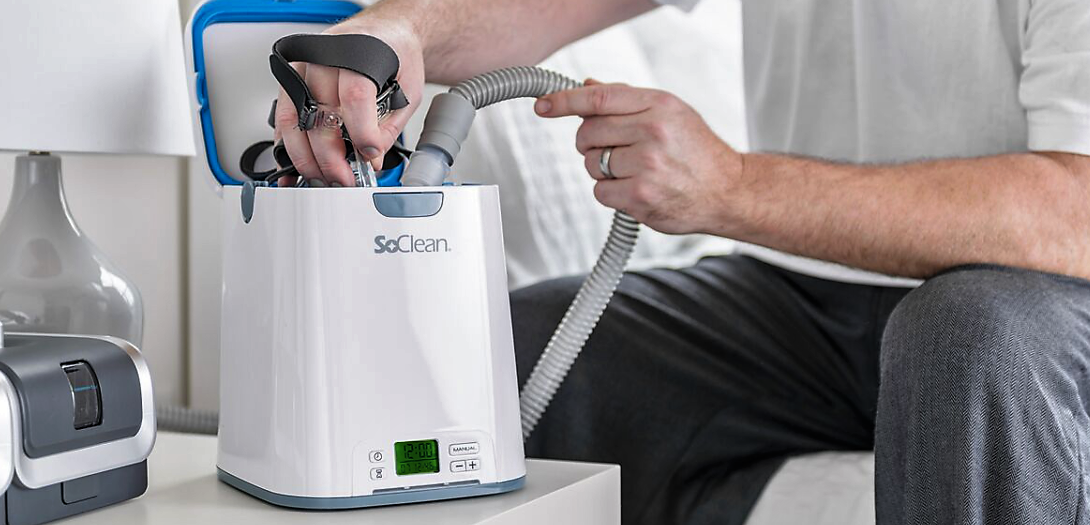 SoClean 2 CPAP Equipment Cleaner Review