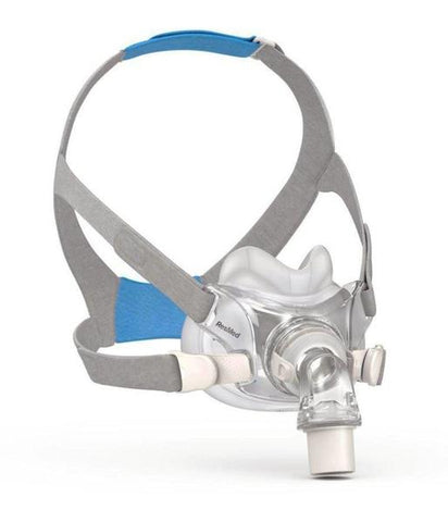 Resmed AirFit F30 is a great example of a comfortable full face CPAP mask