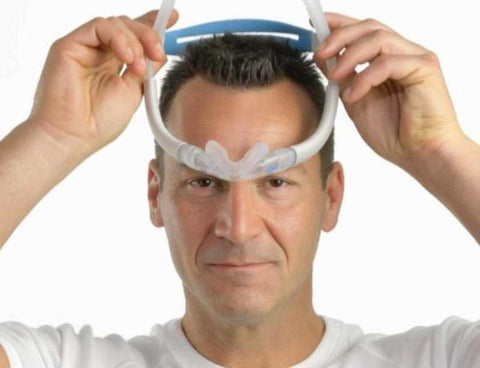 Nasal CPAP masks are a popular choice for many OSA patients due to their minimal design