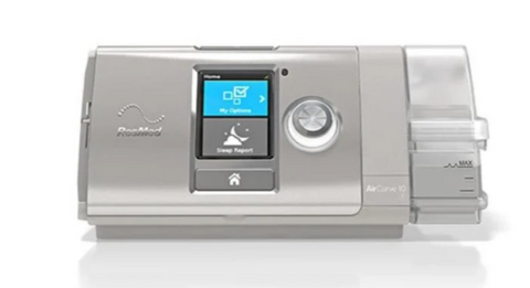 The AirCurve 10 is an example of one BiPAP machine that can be used as part of Sleep Apnea therapy