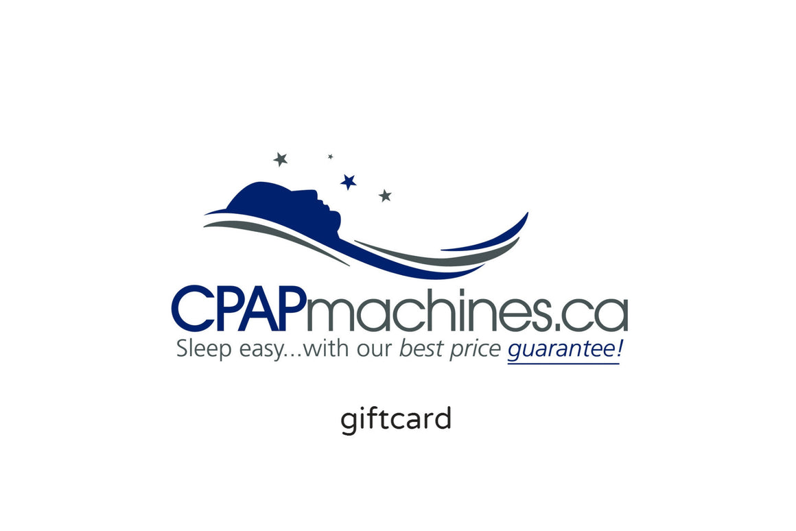 Gift Card - www.CPAPmachines.ca