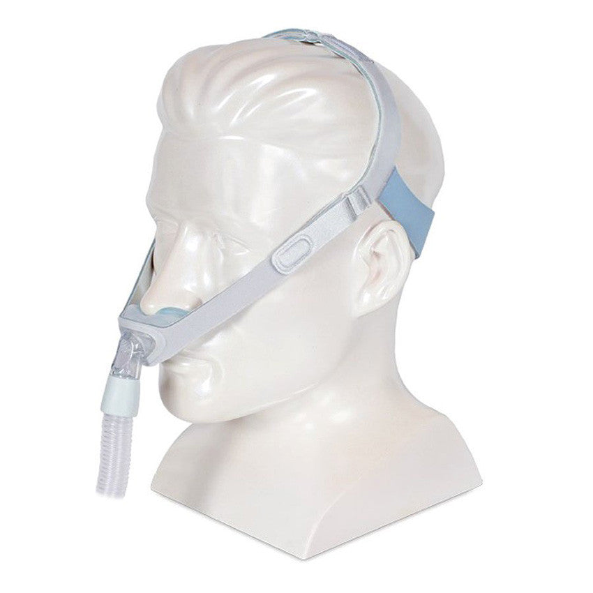 Nuance Fabric Nasal Pillow CPAP Mask (Fitpack) - www.CPAPmachines.ca