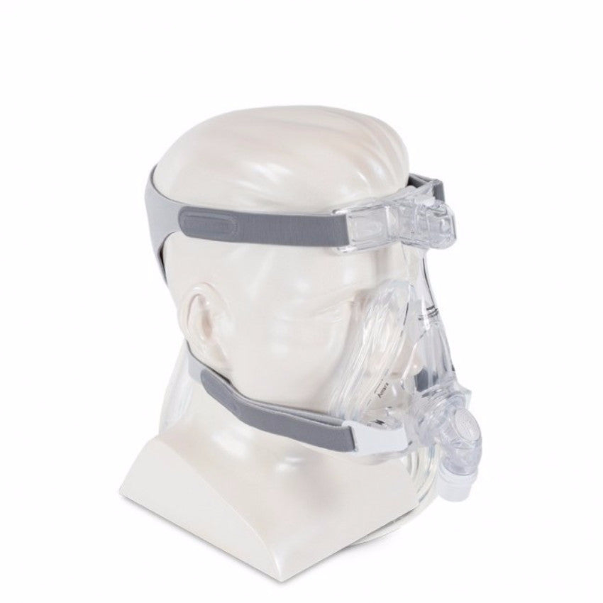 Amara Silicone Full Face CPAP Mask - WAREHOUSE CLEARANCE! - www.CPAPmachines.ca