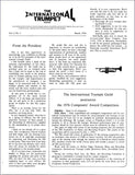 ITG Newsletter March 1976 complete