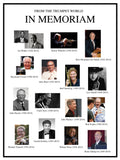 In Memoriam: 6/14 to 6/15