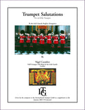 Coombes, Nigel: Trumpet Salutations for Six B-flat Trumpets