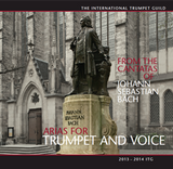 Arias for Trumpet and Voice from the Cantatas of JS Bach
