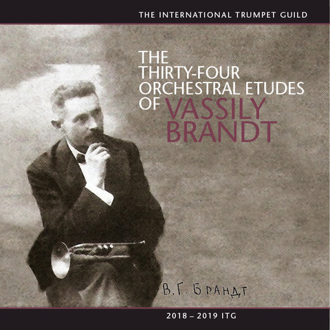 Thirty-Four Orchestral Etudes of Vassily Brandt