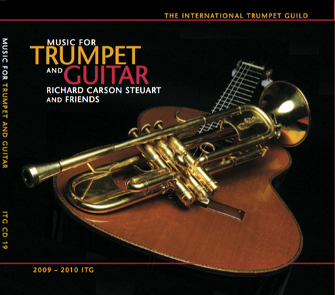 Music for Trumpet and Guitar (Richard Carson Steuart)