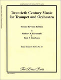 Twentieth Century Music for Trumpet and Orchestra