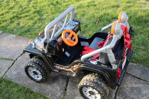 How to make an RC Power Wheels for a Disabled Child