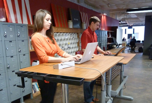 Are sit & standing desks as beneficial as they are trendy?