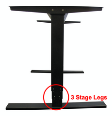 3 Stage Legs