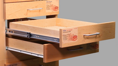 Side mount drawer slides