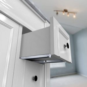 Drawer Slide side under Mount