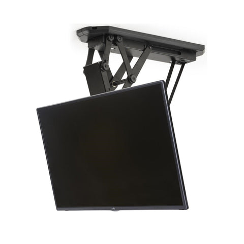 Motorized Flip Down TV Ceiling Mount - Flip Down TV Lift