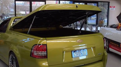 Tonneau Cover Lift
