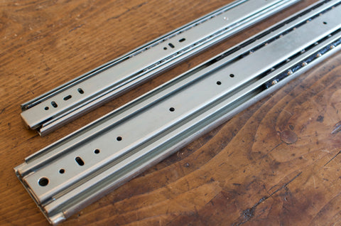 Heavy Duty & Regular Drawer Slides
