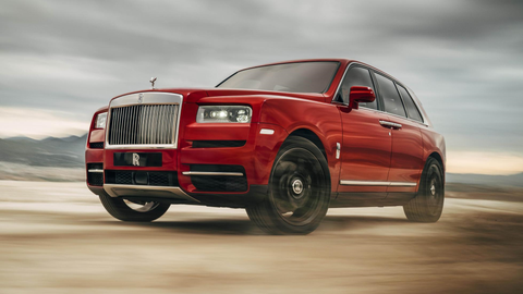 How the New Rolls-Royce Cullinan SUV uses dozens of Linear Actuators to up its game