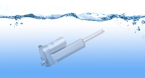 Underwater Linear Actuator