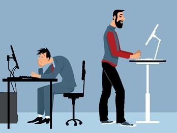 Is a standing desk really good for you?