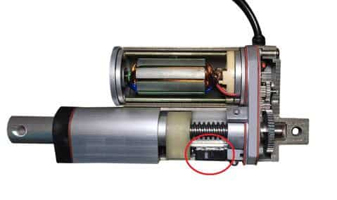 Actuator Limit Switches