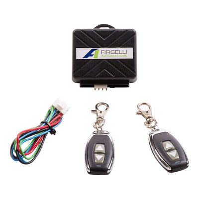 2 Channel Remote Control System