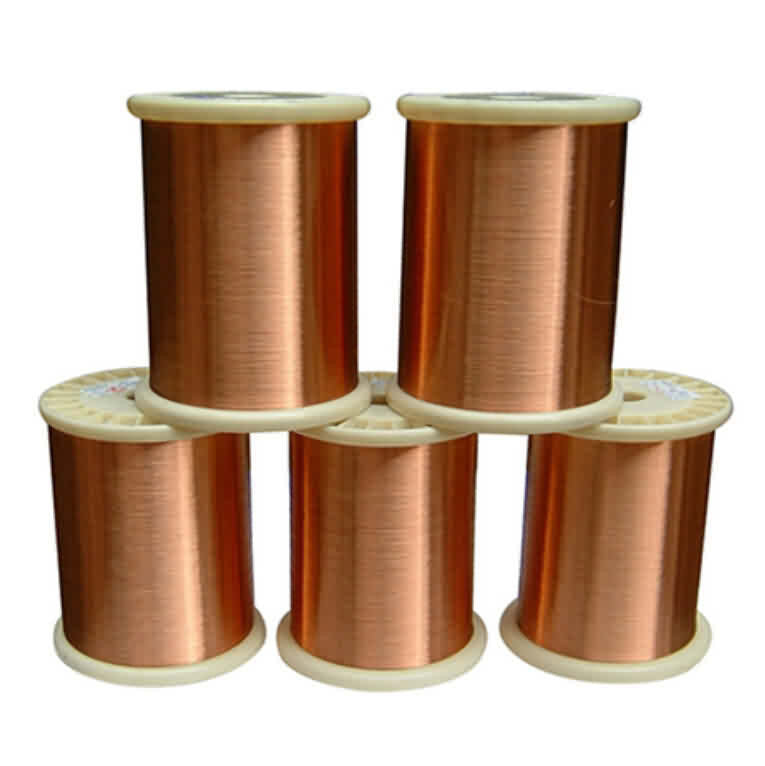 Metal Wire Spools : Enameled copper wire by spool firgelli actuators voted