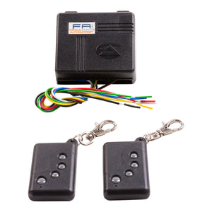 Four Channel Remote Control System - 4CH-RC