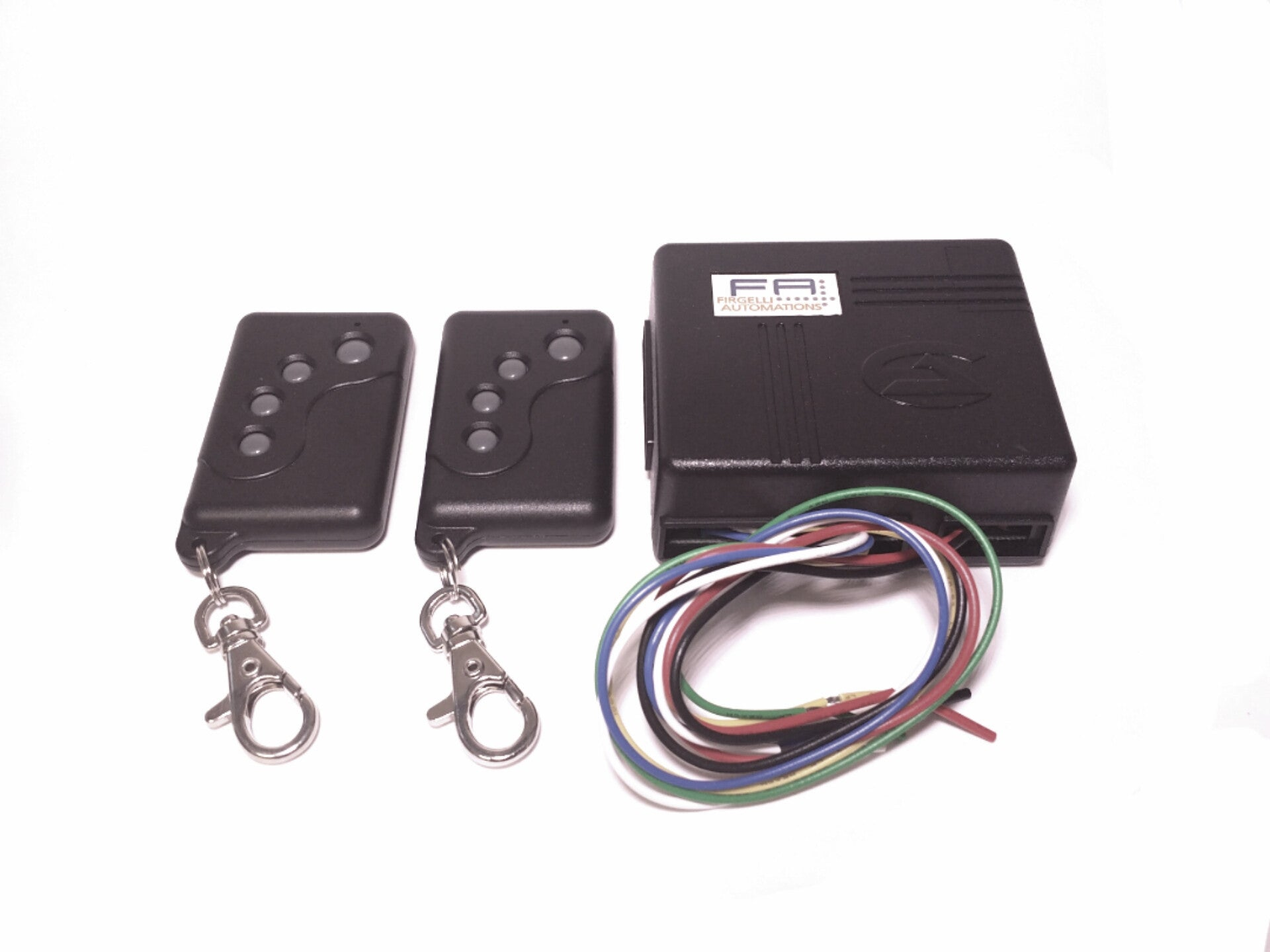 four channel remote control system